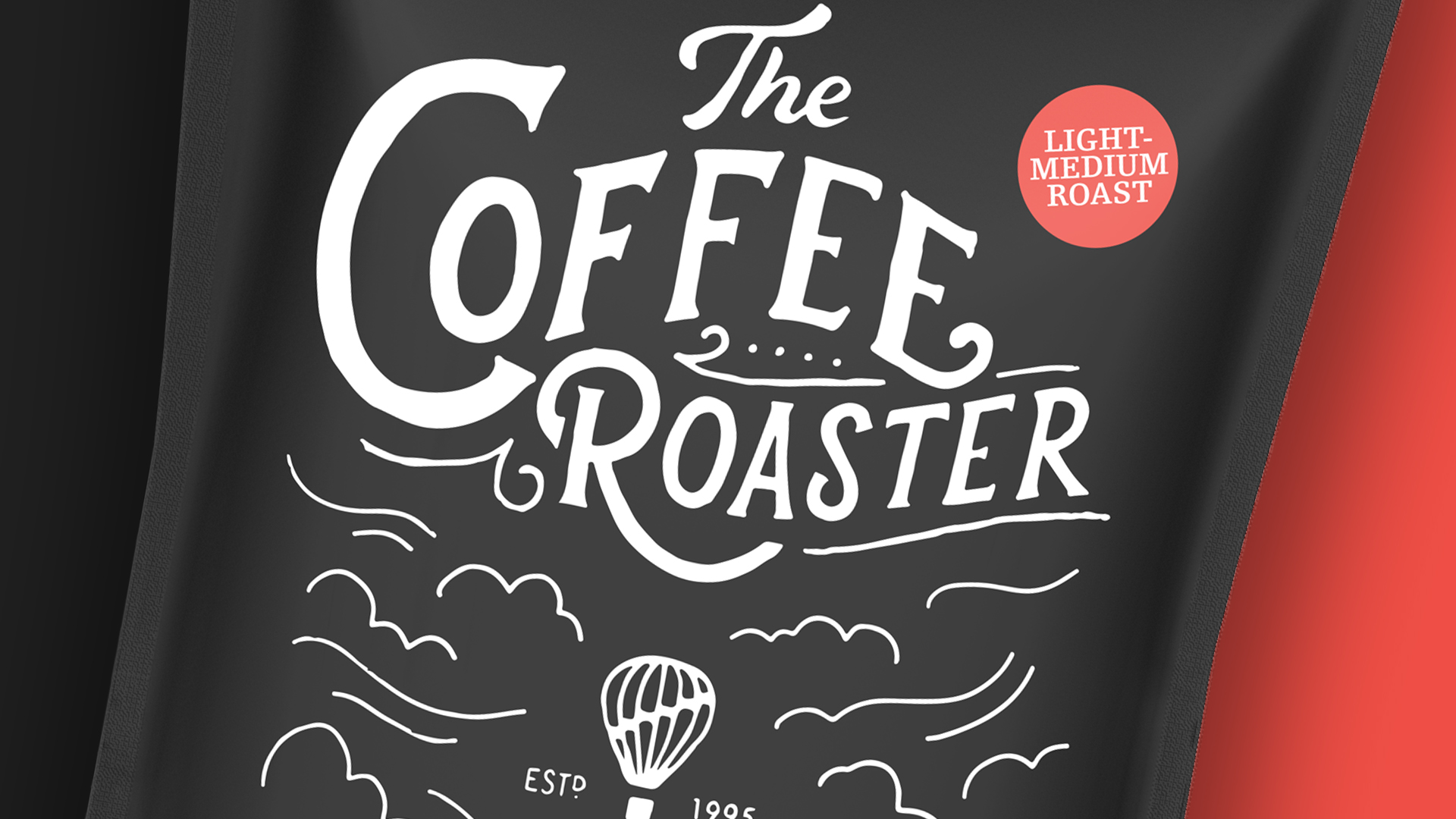 The Coffee Roaster Packaging design and