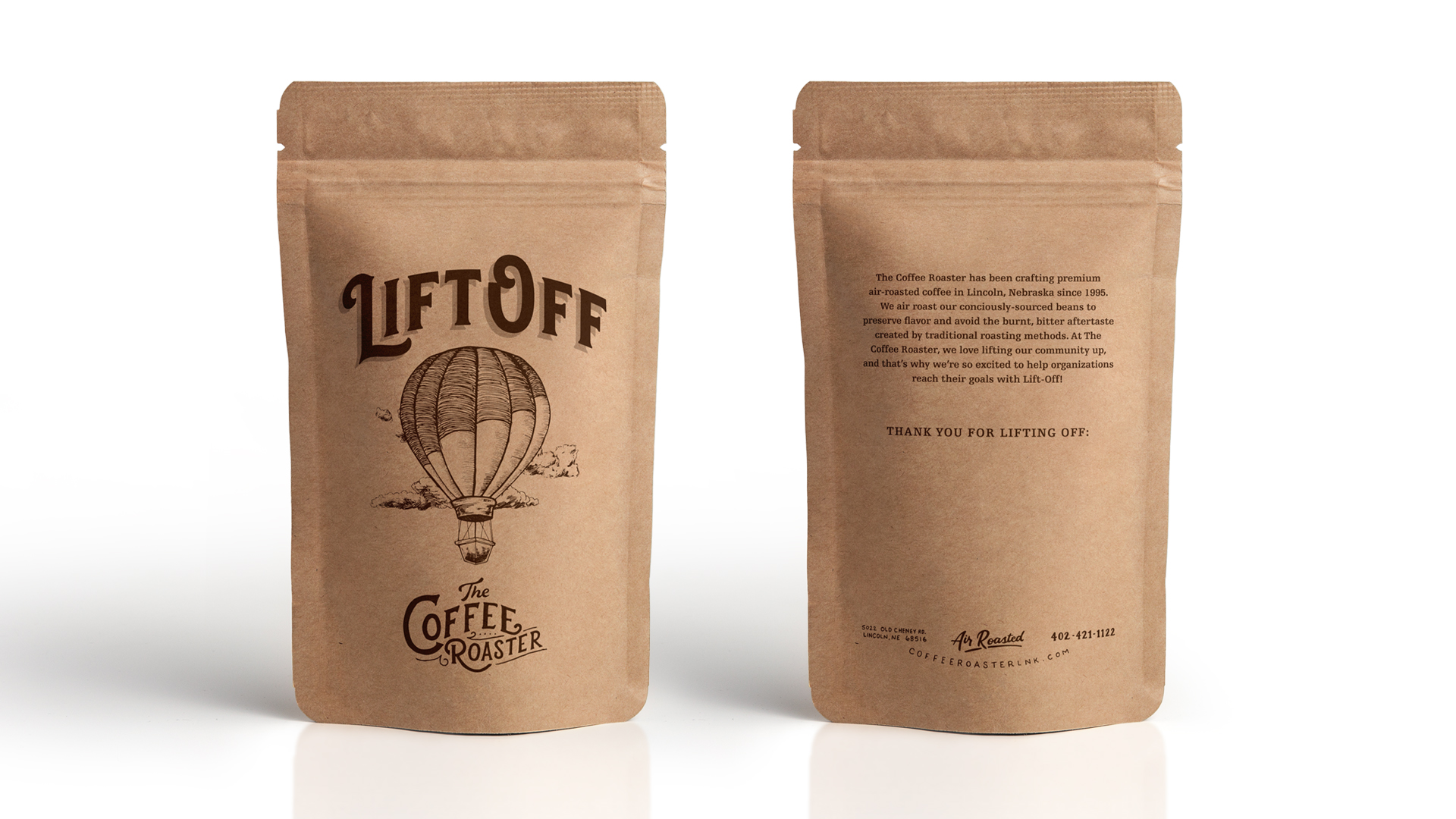 The Coffee Roaster Packaging Agency 877