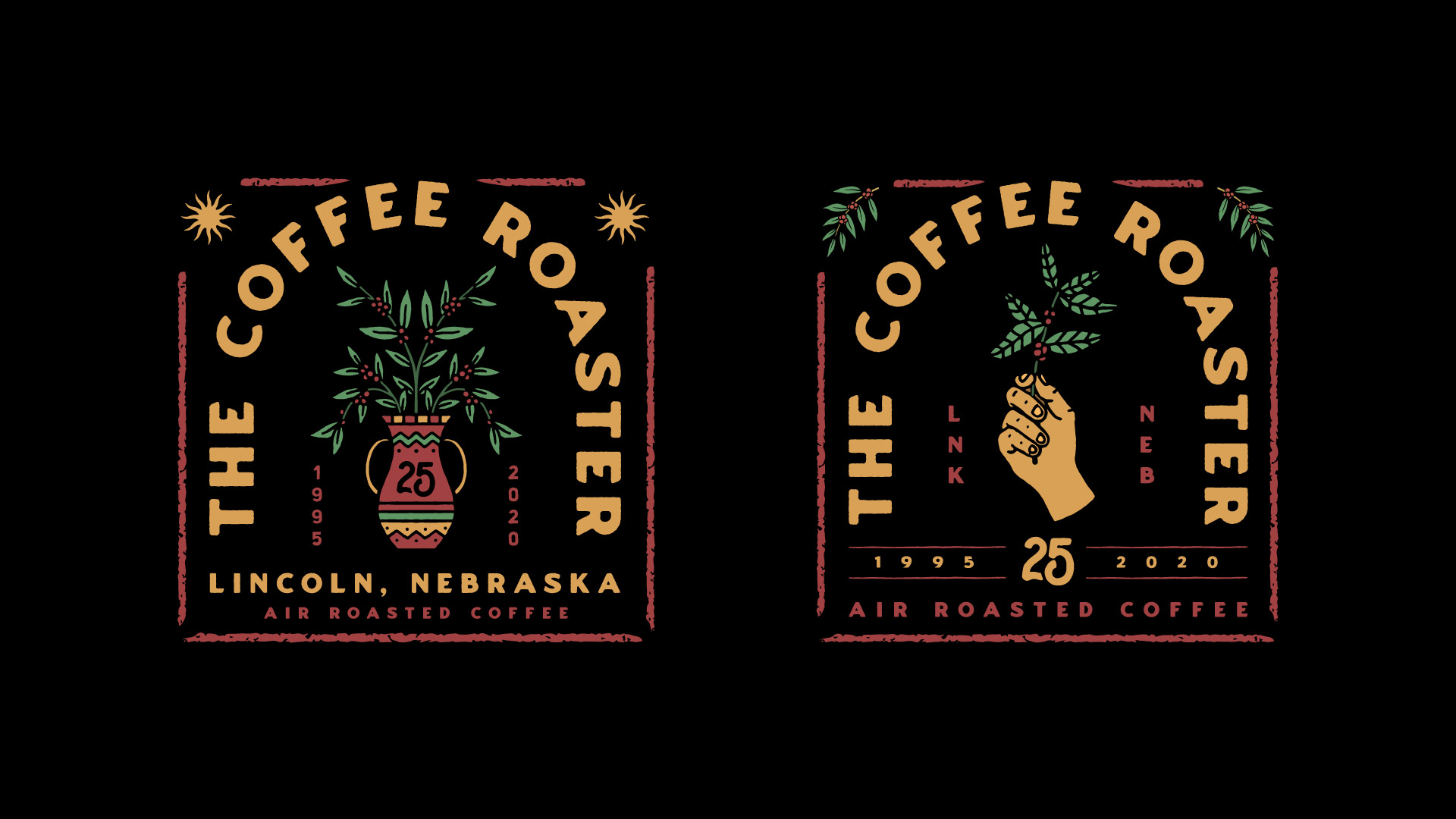 The Coffee Roaster T-shirt designs